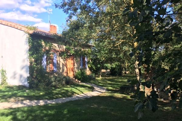 L ISLE JOURDAIN - Annonce Maison à vendre6 pièces - 250 m²