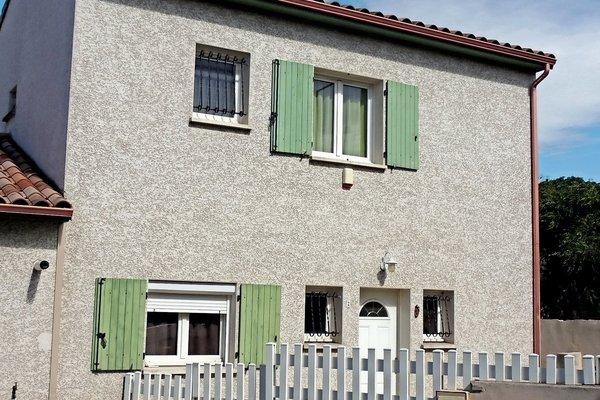 vente maison villa bourg les valence vic immobilier 1417047. Black Bedroom Furniture Sets. Home Design Ideas