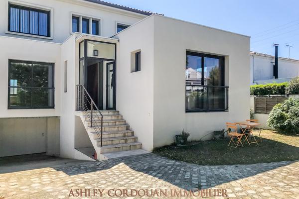 LA ROCHELLE - Annonce Maison à vendre7 pièces - 224 m²