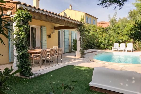 LA CROIX-VALMER - Annonce Maison à vendre4 pièces - 90 m²