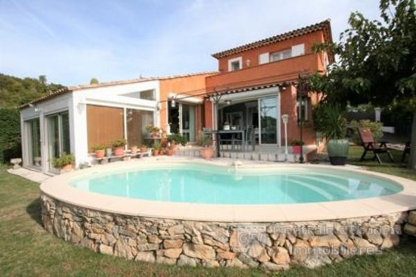 LES ADRETS-DE-L'ESTÉREL - Annonce Maison à vendre5 pièces - 133 m²
