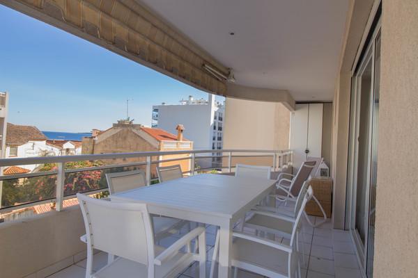 CANNES - Annonce Appartement à vendre3 pièces - 45 m²