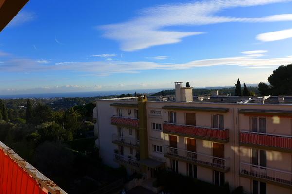 Appartement à vendre à VENCE  - 2 pièces - 48 m²