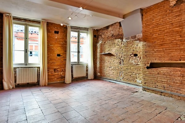 TOULOUSE - Advertisement Apartment for sale2 rooms - 50 m²