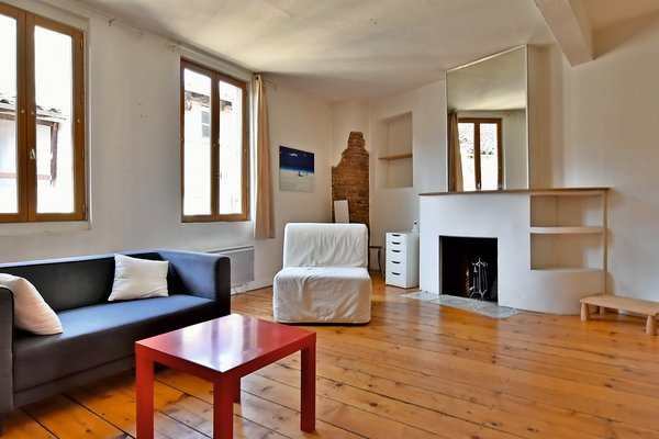 TOULOUSE - Advertisement Apartment for sale 2 rooms - 57 m²