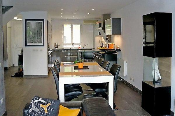 MENTON - Advertisement Apartment for sale4 rooms - 95 m²