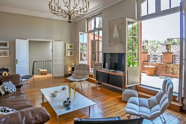 TOULOUSE - Advertisement Apartment for sale7 rooms