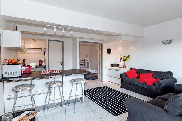 VILLEFRANCHE-SUR-MER - Annonce Appartement à vendreStudio - 35 m²