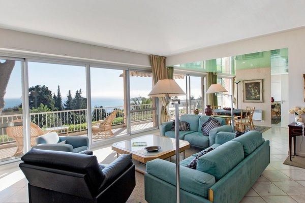 VILLEFRANCHE-SUR-MER - Annonce Appartement à vendre3 pièces - 144 m²