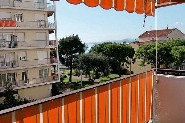 CROS-DE-CAGNES - Annonce Appartement à vendre3 pièces
