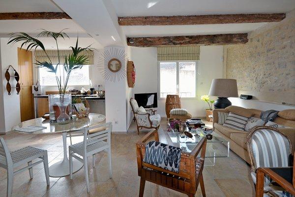L'ISLE-SUR-LA-SORGUE - Advertisement Apartment for sale4 rooms - 70 m²