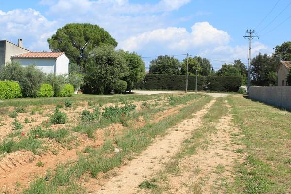 CARPENTRAS - Annonce terrain à vendre800 m²