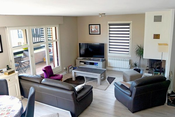 Apartment for sale in ARCHAMPS  - 4 rooms - 114 m²