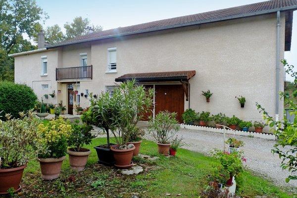 AMBÉRIEU-EN-BUGEY - Annonce Maison à vendre7 pièces - 172 m²
