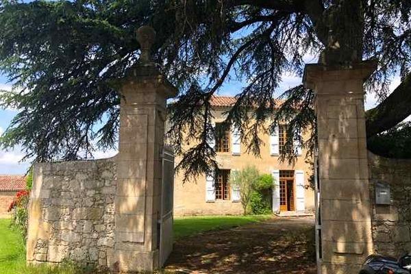 GAZAUPOUY - Annonce Maison à vendre10 pièces - 422 m²