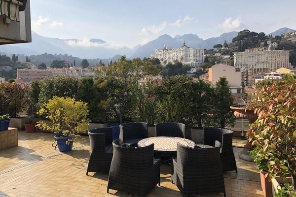 MENTON - Annonce Appartement à vendre4 pièces - 103 m²