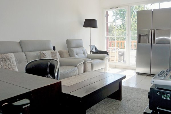 Apartment for sale in VALLEIRY  - 2 rooms - 40 m²