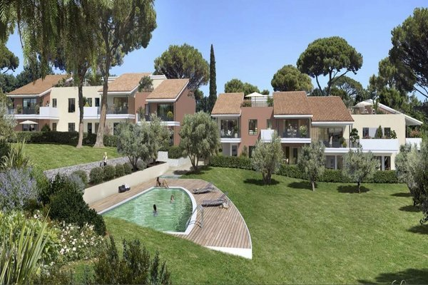MOUGINS - Immobilier neuf