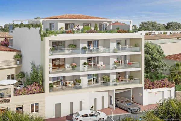 CANNES - Immobilier neuf