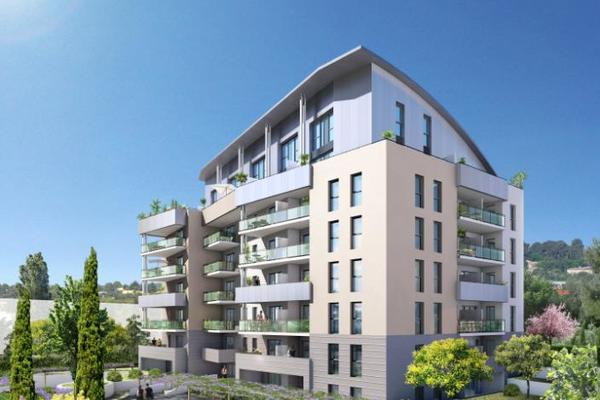 ANTIBES - Immobilier neuf3 pièces