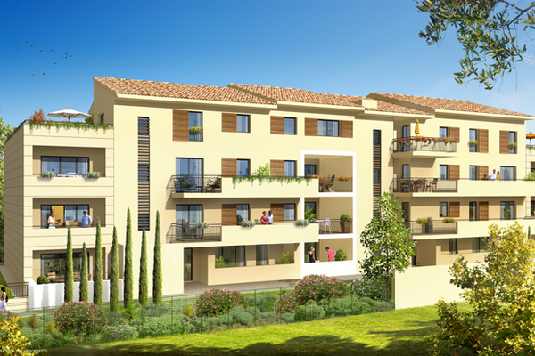 LA FARE-LES-OLIVIERS - Immobilier neuf
