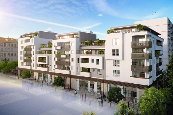MARSEILLE  3EME - Immobilier neuf2 pièces