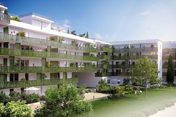 MARSEILLE  8EME - Immobilier neuf3 pièces