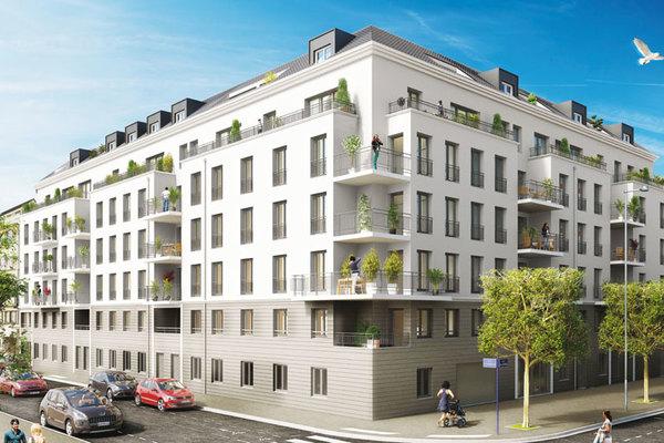 CAEN - Immobilier neufStudio