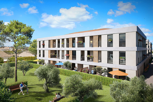 EYGUIERES - Immobilier neuf2 pièces