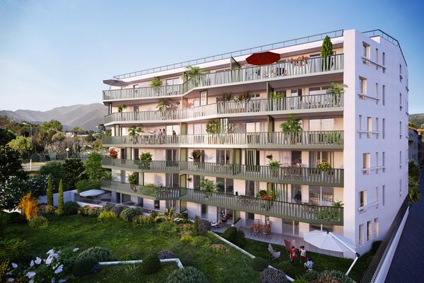 MARSEILLE  8EME - Immobilier neufStudio