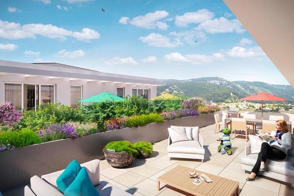 CUGES-LES-PINS - Immobilier neufStudio