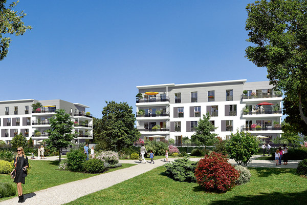 ST-GENIS-POUILLY - Immobilier neuf