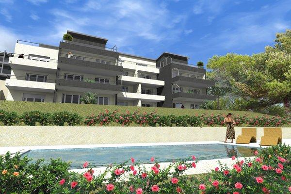 ROQUEBRUNE-CAP-MARTIN - Immobilier neuf
