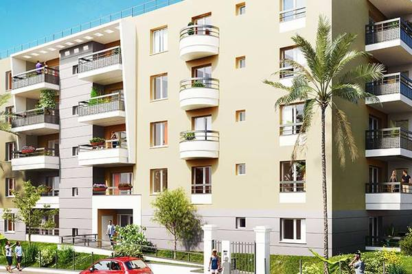 NICE - Immobilier neuf