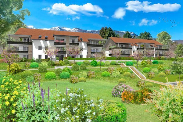 THOIRY - Immobilier neuf