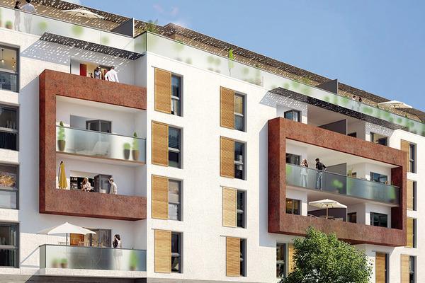 LA SEYNE-SUR-MER - Immobilier neuf