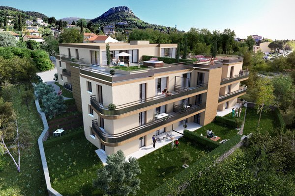 VENCE - Immobilier neuf