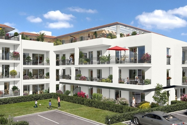 CESSY - Immobilier neuf