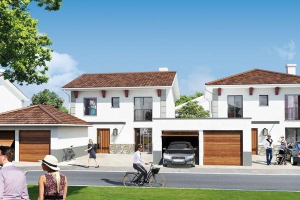 PRÉVESSIN-MOËNS - Immobilier neuf5 pièces
