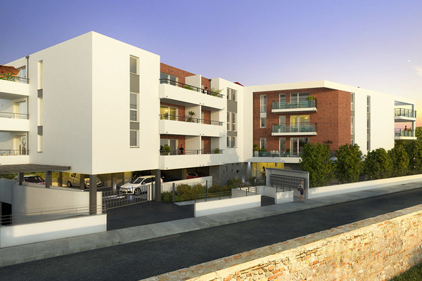 TOULOUSE - Immobilier neuf2 pièces