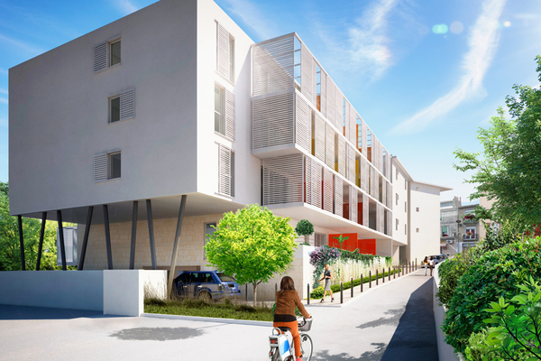 ISTRES - Immobilier neuf2 pièces