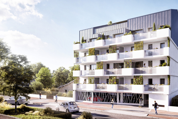 TALENCE - Immobilier neuf