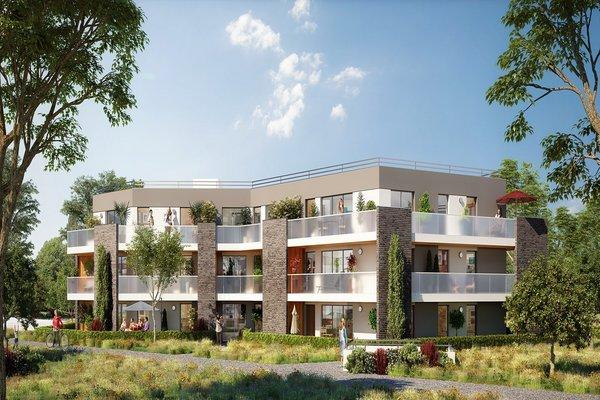 PESSAC - Immobilier neuf