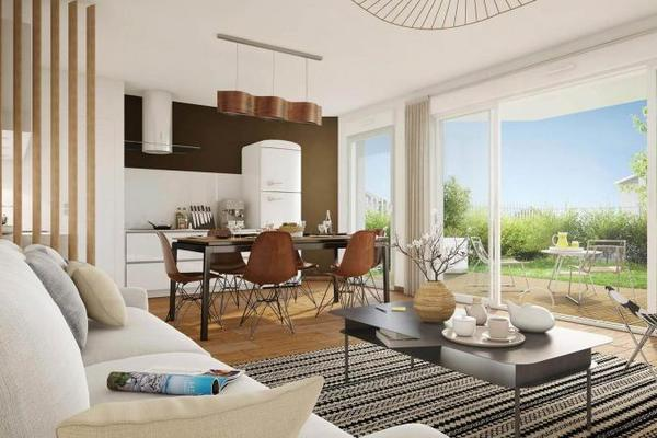 BORDEAUX - Immobilier neuf2 pièces