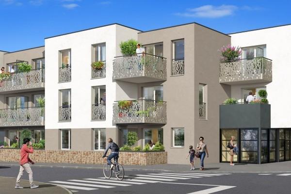 Appartement à vendre à STE LUCE SUR LOIRE  - Studio - 22 m²