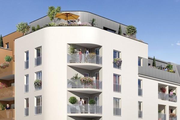 DIJON - Immobilier neuf