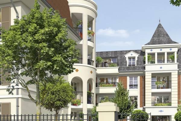 Appartement à vendre à VAUJOURS