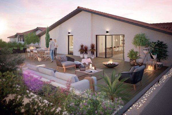 ST-ORENS-DE-GAMEVILLE - Immobilier neuf