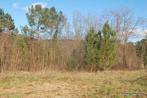 LES VANS - Annonce terrain à vendre1000 m²