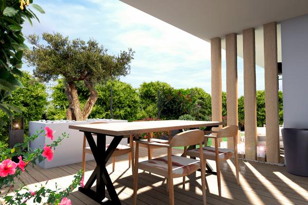 MARSEILLE  8EME - Annonce Appartement à vendre3 pièces - 83 m²
